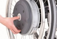 easy removal from wheelchair