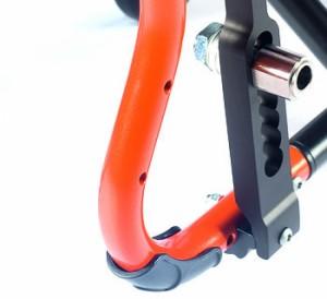 Multi Adjustible Axle Plate