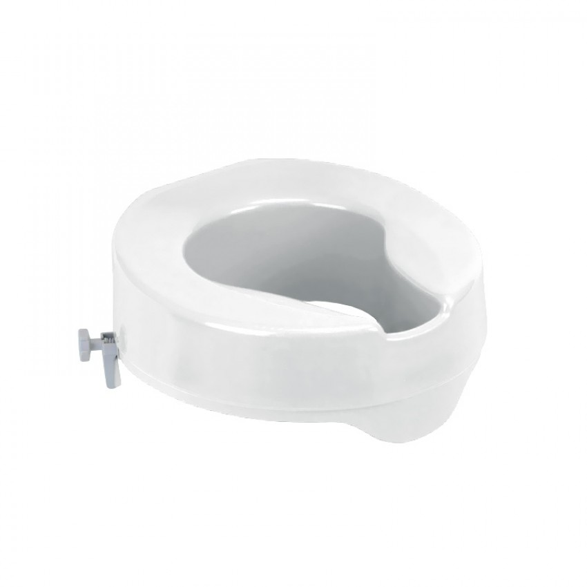 Ashby Easyfit Raised Toilet Seat