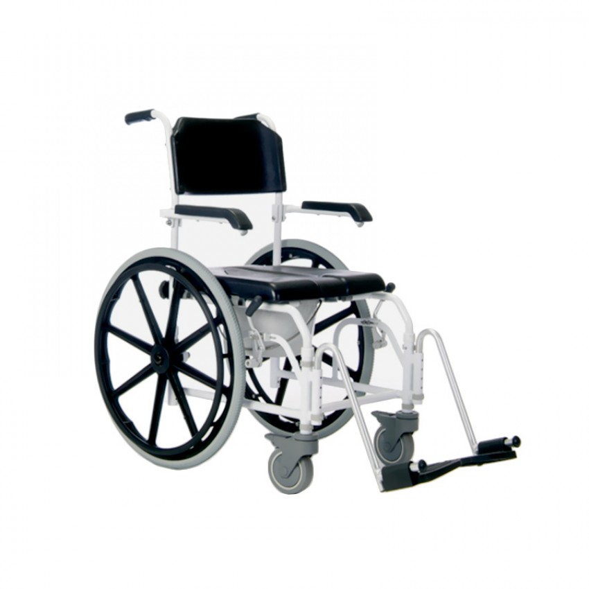 Sunrise Medical Coopers Self Propelled Shower/Commode Chair