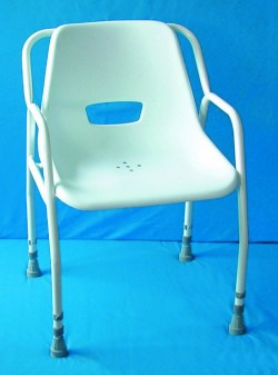 Sunrise Medical Coopers Adjustable Height Shower Seat