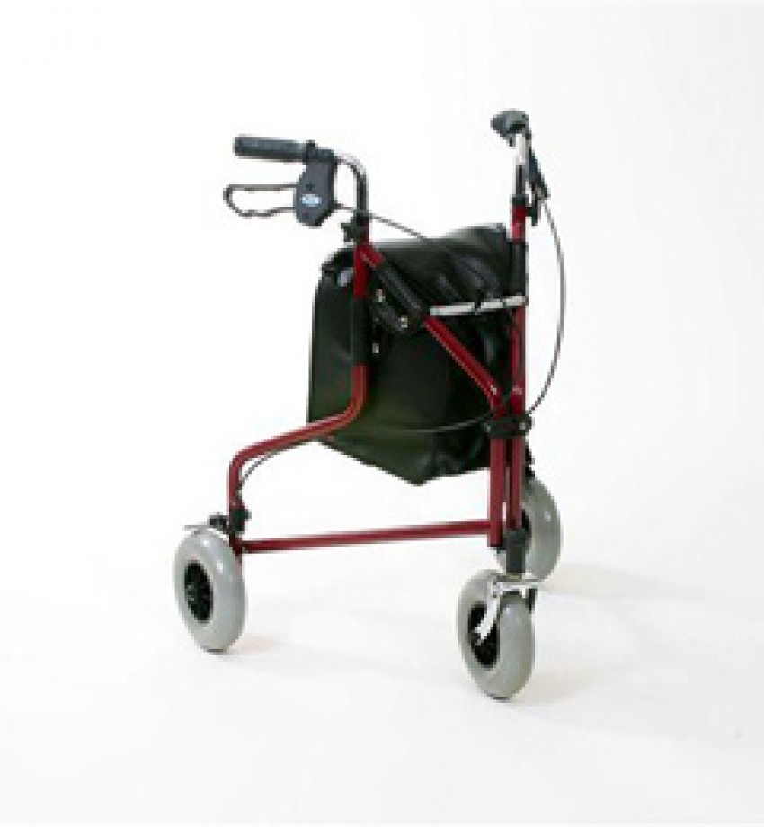 Days Tri-Wheel Steel Walker 240S