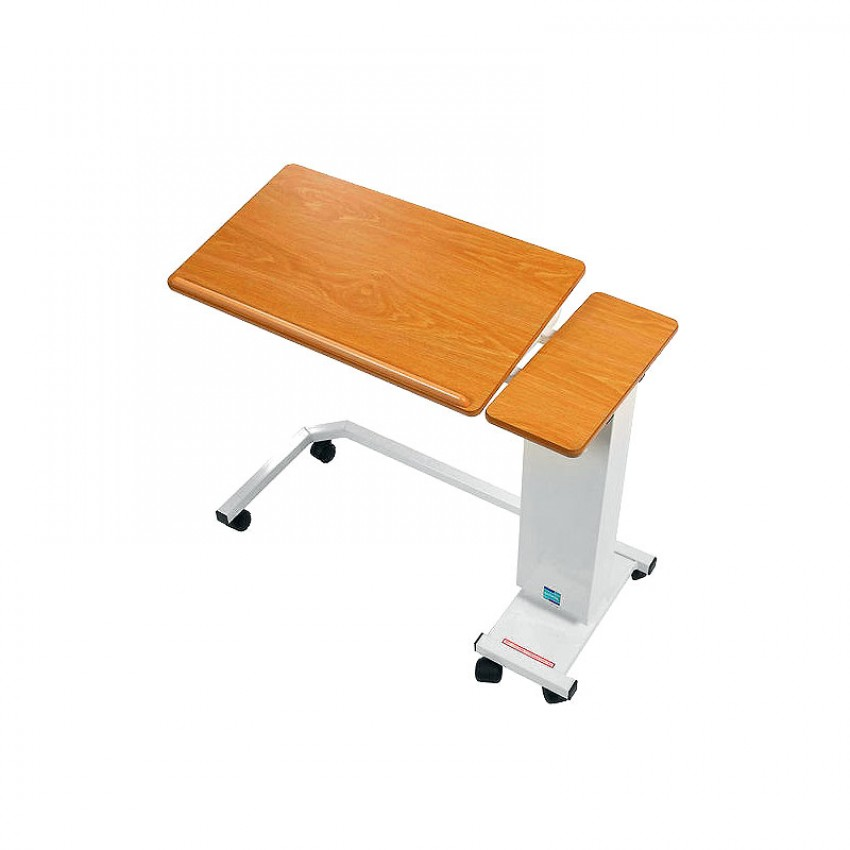 Sidhil Easi-Riser Overbed Table Tilting Top/Wheelchair Base