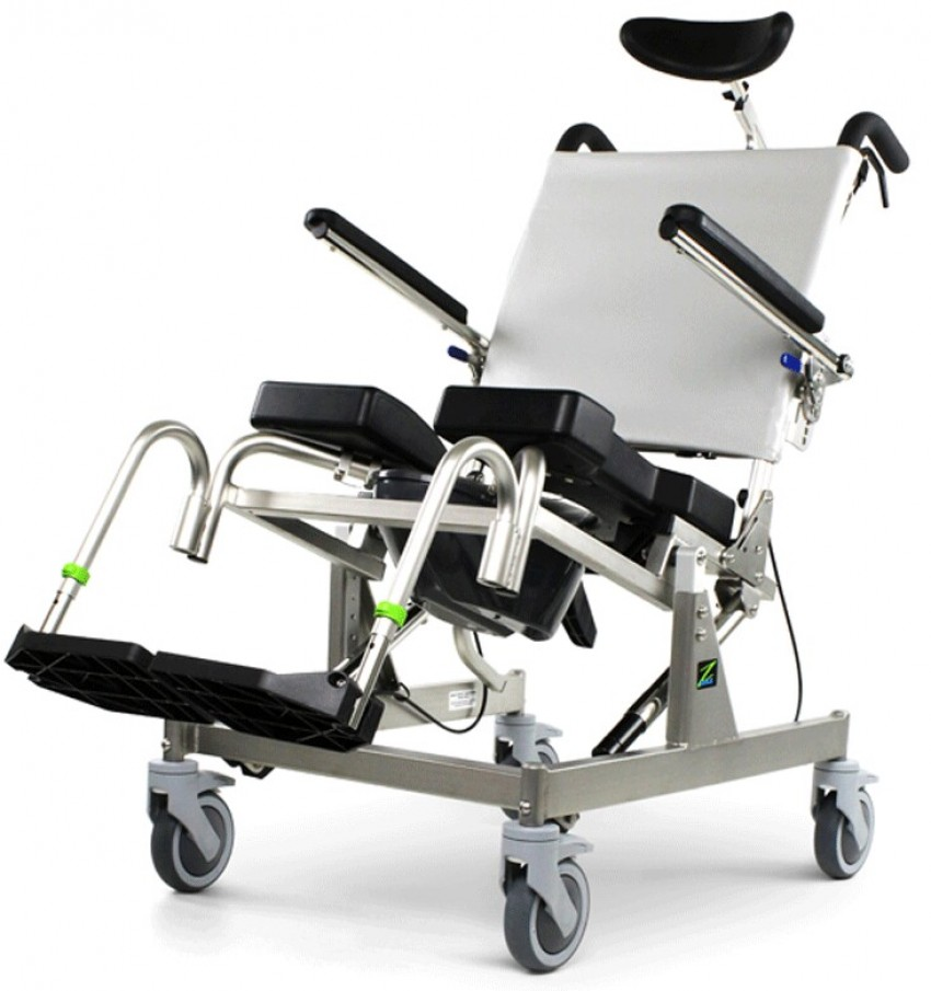 Raz ATP Paediatric Rehab Shower Commode Chair Chassis