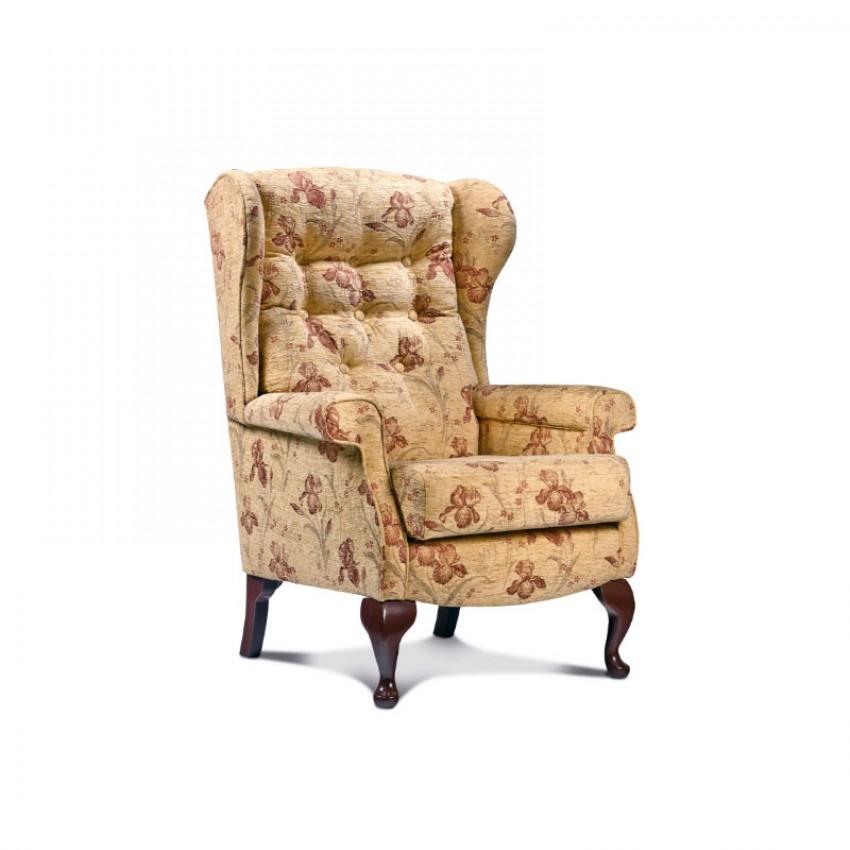 Brompton Fireside / High Seat Chair
