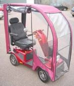 Scooter Canopy For Rascal Scooters