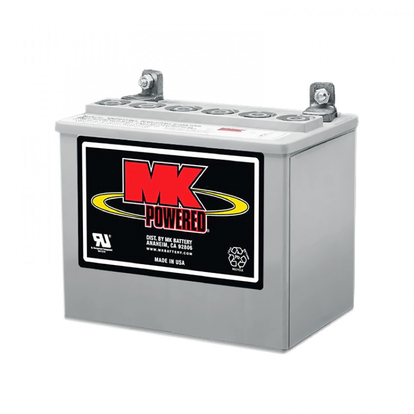 MK Batteries Sealed Gel Batteries (Pair) (30/31/33/35 Ah)