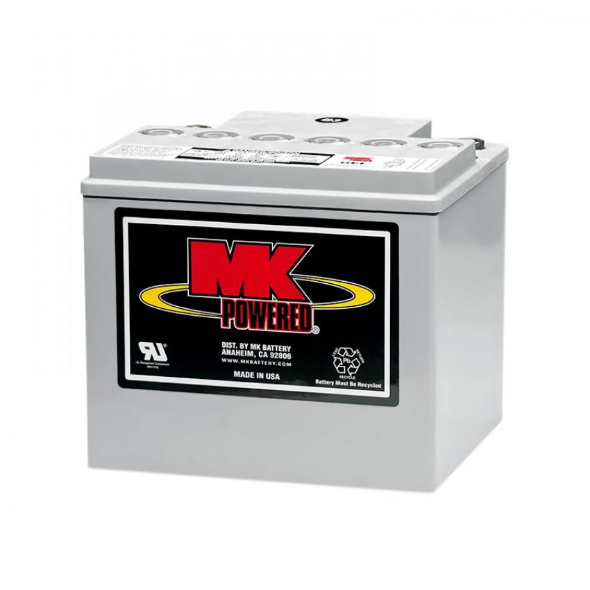 MK Batteries Sealed Gel Batteries (Pair) (40/44 Ah)