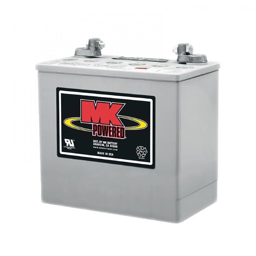 MK Batteries Sealed Gel Batteries (Pair) (51/53 Ah)