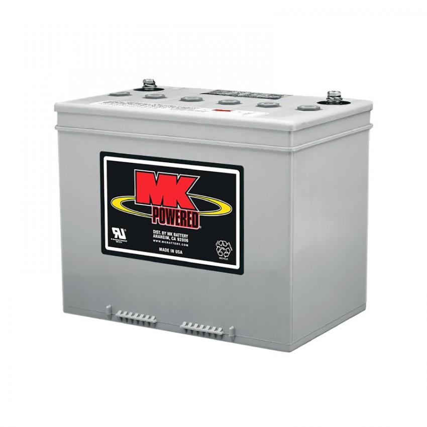 MK Batteries Sealed Gel Batteries (Pair) (70/73 Ah)
