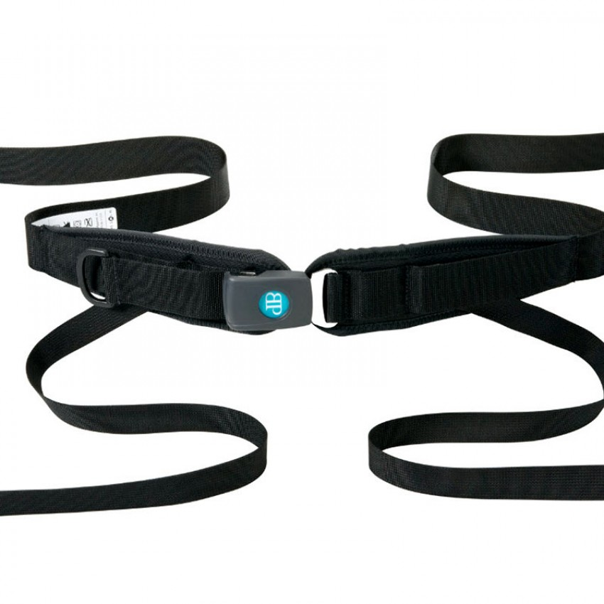 Bodypoint Four-Point Hip Belt