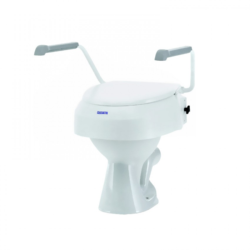 Invacare Aquatec 900 Toilet Seat Raiser