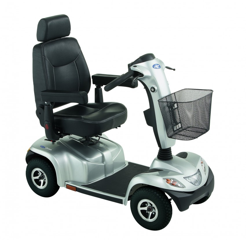 DISCONTINUED Invacare Orion Scooter 4 Wheeled
