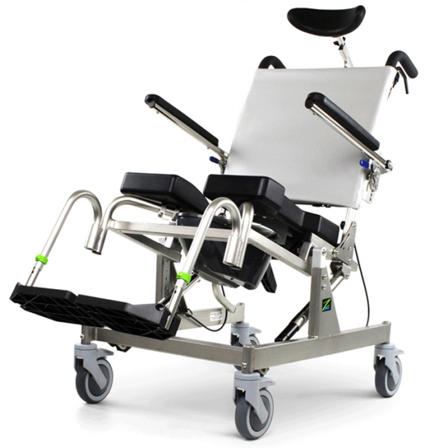 RAZ AT Shower Commode Chair  sc 1 st  Better Mobility & RAZ AT Shower Commode Chair - Better Mobility - Wheelchairs ...