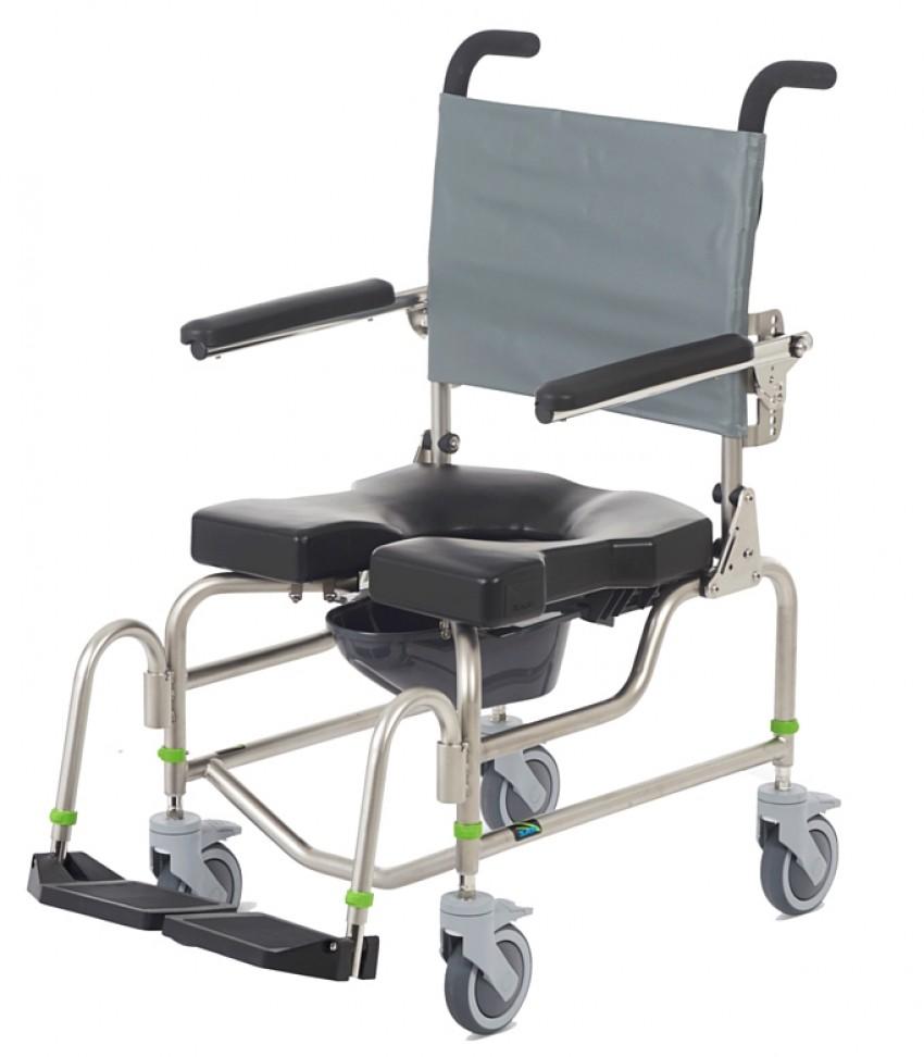 RAZ AP Rehab Shower Commode Chair