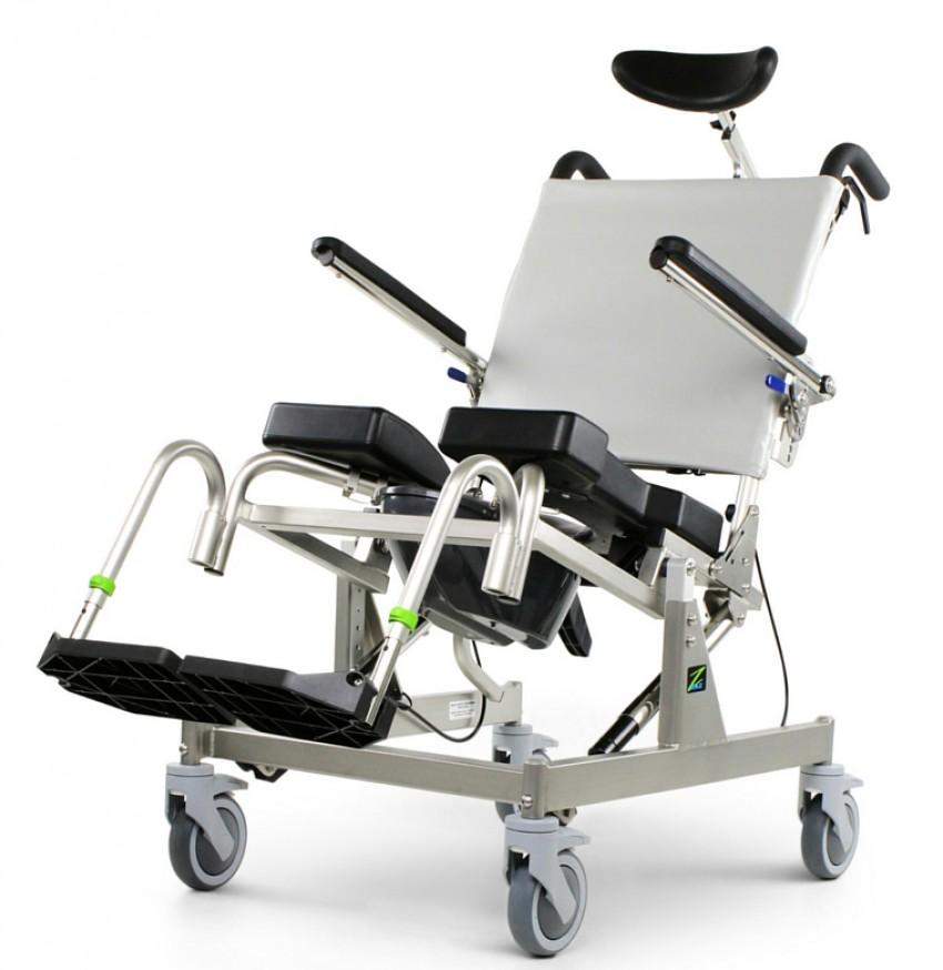 RAZ ATW Rehab Shower Commode Chair