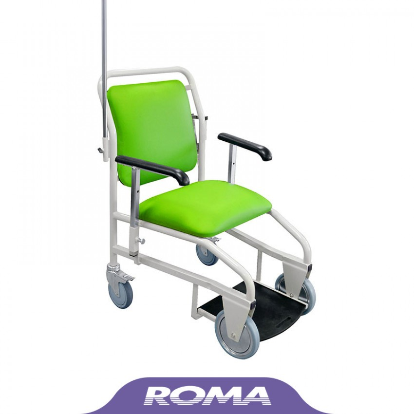 Roma Portering Wheelchair