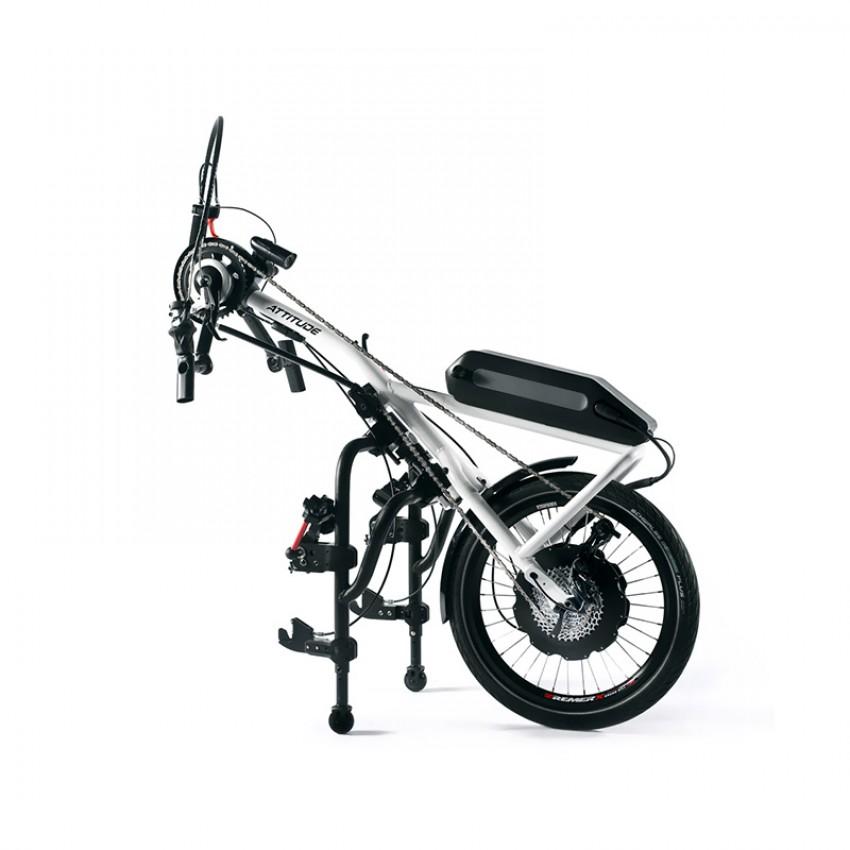 Quickie Attitude Wheelchair Hand Bike