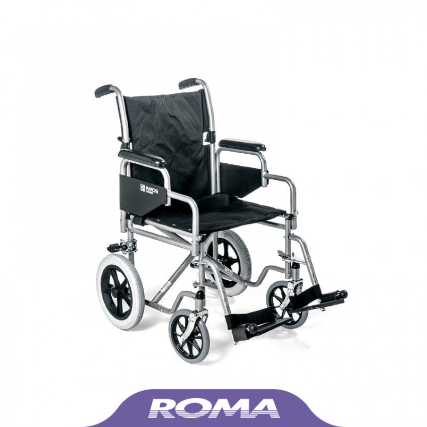 Roma Medical 1100 Steel Transit