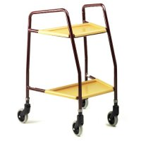 RMA Adjustable Height V-Shaped Trolley
