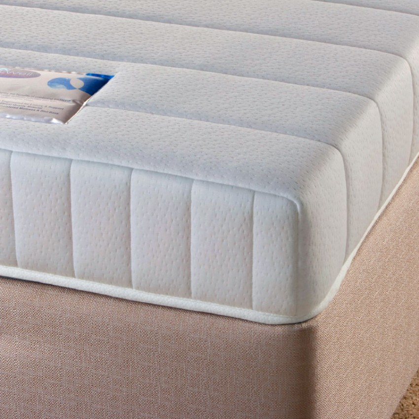 Drive Medical Restwell Reflex Foam Mattress 4ft 6