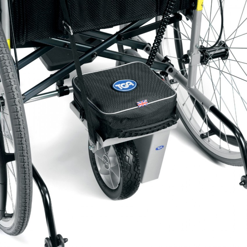 TGA Wheelchair Powerpack Single Wheel Solo