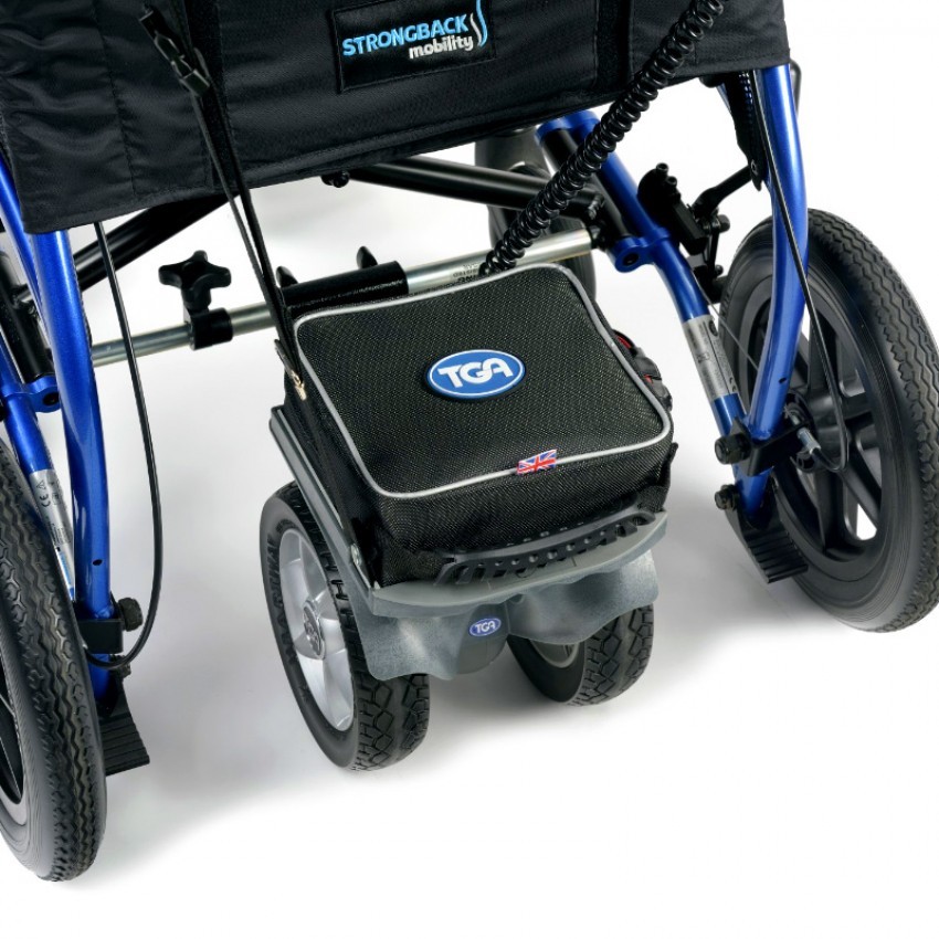 TGA Wheelchair Pack Twin Wheel Duo