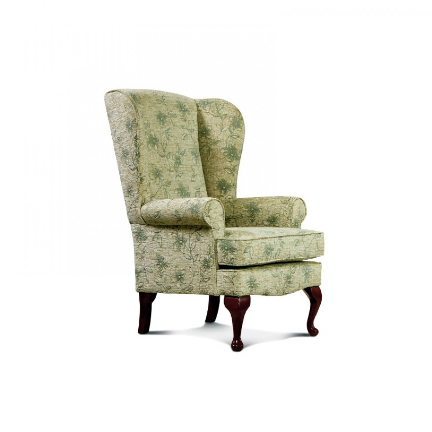 Westminster Fireside / High Seat Chair