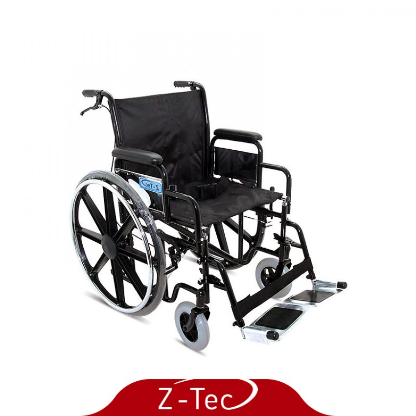 Z-Tec Folding Heavy Duty