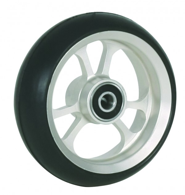 Front Castor Wheels
