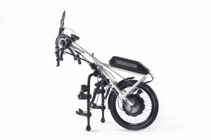 Would You Like to Try the Quickie Attitude Hand Bike?