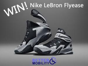 Win! Nike LeBron Flyease
