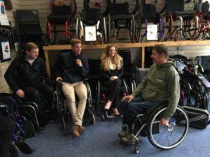 Freedom Wheelchair Skills
